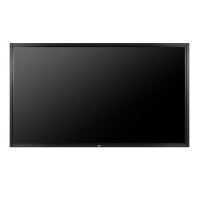 LG 84'', 350cd/m2, 3840 x 2160 (Ultra HD), 1400:1/500000:1 Public display - Zwart