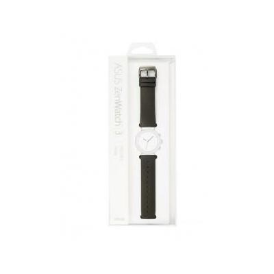 Asus horloge-band: ZenWatch 3 strap (WI503Q) - Bruin