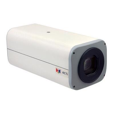 "ACTi CMOS, 1/2.3"", 3648x2736px, PoE, 7.68W, 81x176x71mm, 677g, White Beveiligingscamera - Wit"