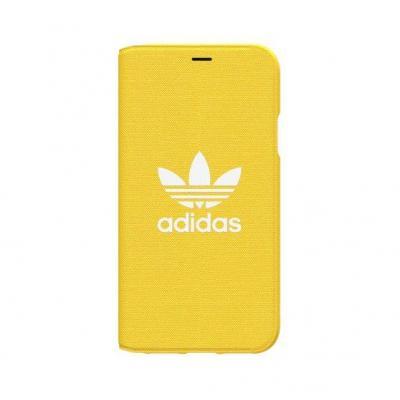 Adidas 5.8'', iPhone X, iPhone XS, TPU, yellow Mobile phone case - Geel