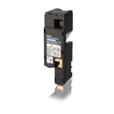 Epson High Capacity Cartridge Cyan 1.4k Toner - Cyaan