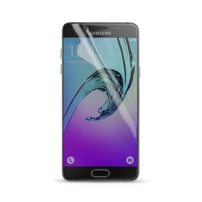 Behello screen protector: Samsung Galaxy A5 (2016) Screen Protector Glossy Transparent - Transparant