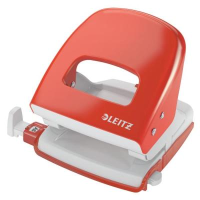 Leitz perferator: NeXXt Series Metal Office Hole Punch - Rood