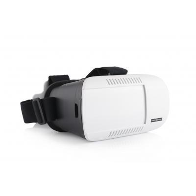 Modecom 3D-Brillen: MC-G3DP - Zwart, Wit