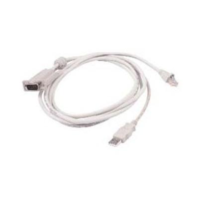 Raritan MCUTP60-USB KVM kabel - Wit
