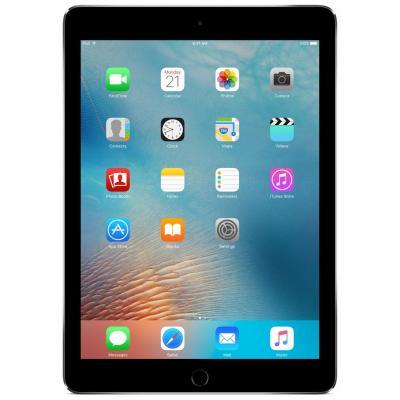 Apple tablet: iPad Pro 9.7'' Wi-Fi + Cellular 32GB Space Gray - Grijs