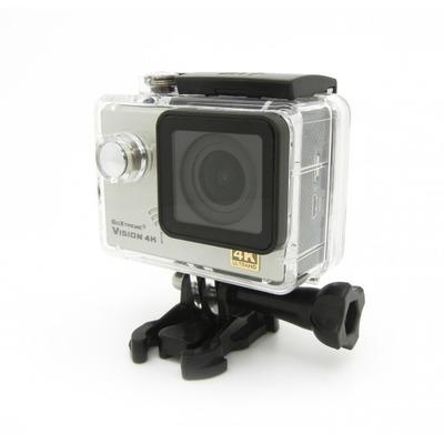 Easypix actiesport camera: GoXtreme Vision - Zwart, Wit