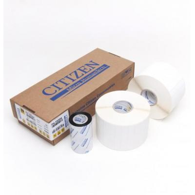 Citizen Secure Pack 72x12 Etiket - Wit