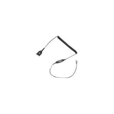 Sennheiser CLS 08 Telefoon kabel - Zwart