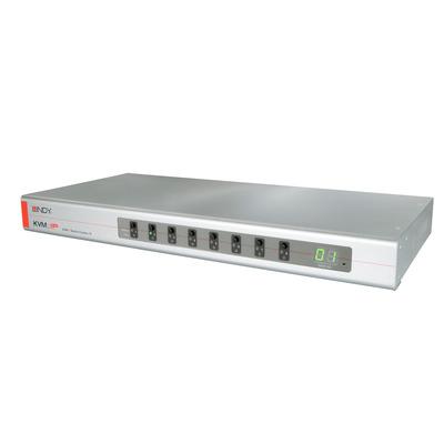Lindy 39523 KVM switch - Zilver