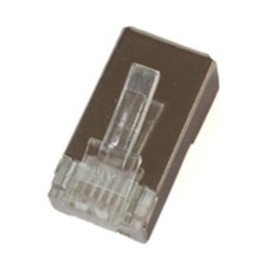 Microconnect Modular Plug MP8P8C Tang - Multi kleuren