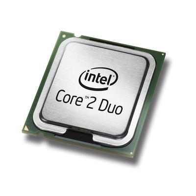 Hp processor: Intel Core 2 Duo 7400