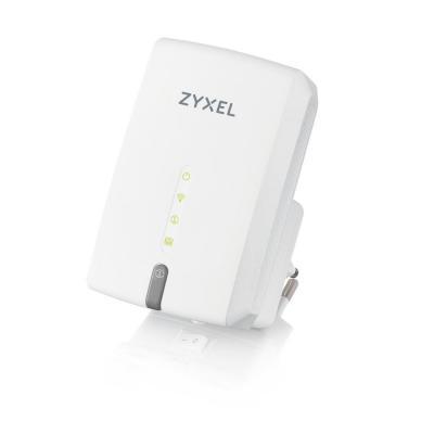 Zyxel WRE6602-EU0101F Powerline adapter - Wit