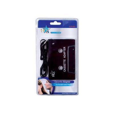 Hq reinigingskit: Cassette-Adapter, Zwart