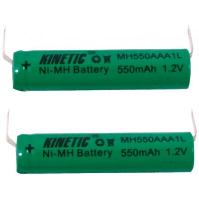 Kinetic battery batterij: Batterijpack NiMH 1.2 V 550 mAh