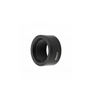 Novoflex lens adapter: NEX/OM - Zwart