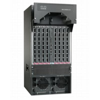 Cisco WS-C6509-V-E= Netwerkchassis