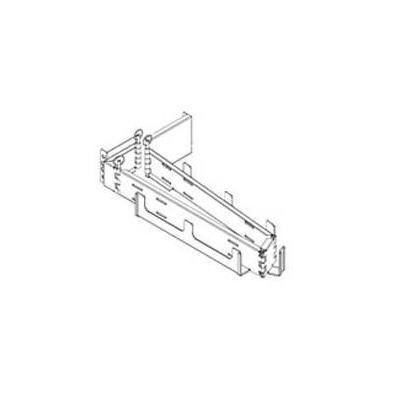 Intel kabelklem: Cable Arm Kit For Sr9000mk4u