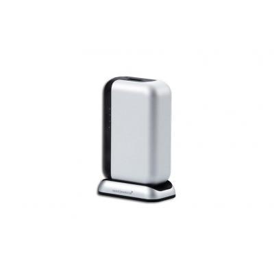 Justmobile powerbank: TopGum - Zilver