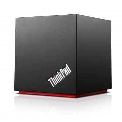 Lenovo 2 x USB 2.0, 3 x USB 3.0, 1 x HDMI, 1 x DisplayPort, 1 x LAN, 802.11 ad (WiGig), 392 g docking station - .....