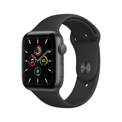 Apple SE 44mm 32GB aluminium Black Space Gray Smartwatch