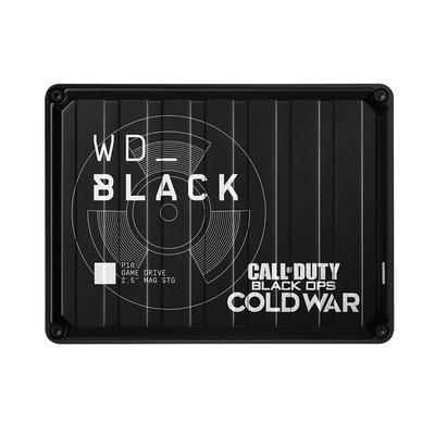 Western Digital P10 Externe harde schijf - Zwart