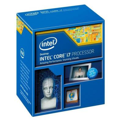 Intel processor: Core i7-4790K