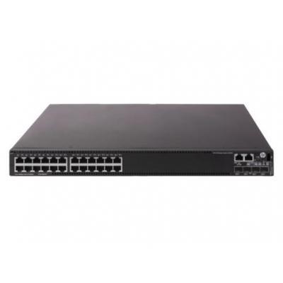 Hewlett Packard Enterprise Aruba 5130 48G 4SFP+ Switch - Zwart