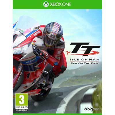 Bigben interactive game: TT Isle of Man: Ride on the Edge  Xbox One