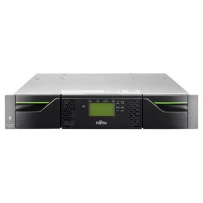 Fujitsu tape autoader: ETERNUS LT40 S2 SAS - Zwart