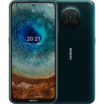 Nokia X10 6GB 64GB 5G Green Smartphone - Groen
