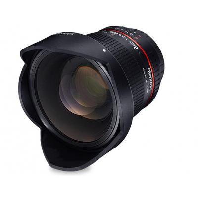 Samyang 8mm F3.5 UMC Fish-Eye CS II Camera lens - Zwart