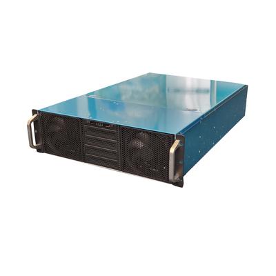 RealPower RPS19-G3380 Behuizing - Zwart
