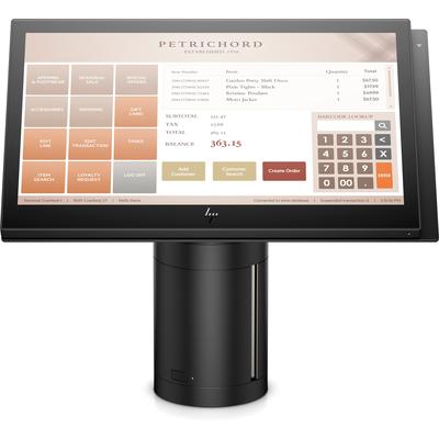 HP Engage One POS terminal - Zwart