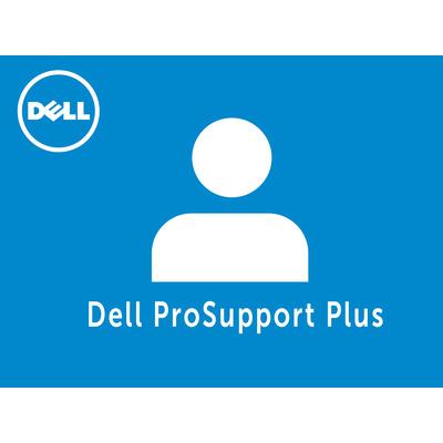 Dell garantie: 1Y NBD - 3Y PSP NBD