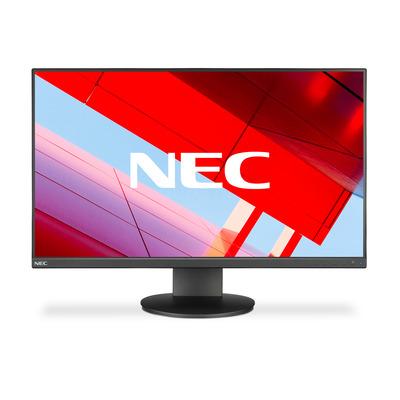 NEC MultiSync E243F Monitor - Zwart
