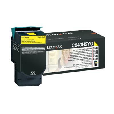 Lexmark C540H2YG toner