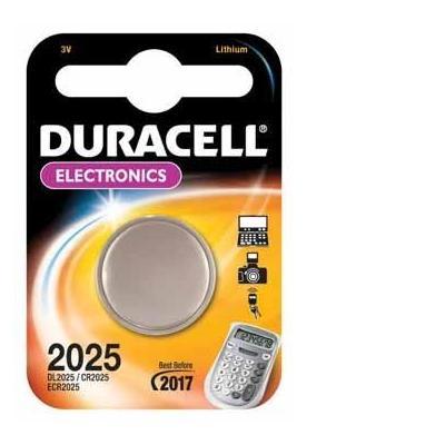 Duracell batterij: CR2025