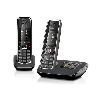 Gigaset C530A Duo dect telefoon - Zwart
