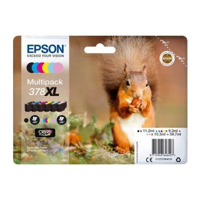 Epson C13T37984020 inktcartridge
