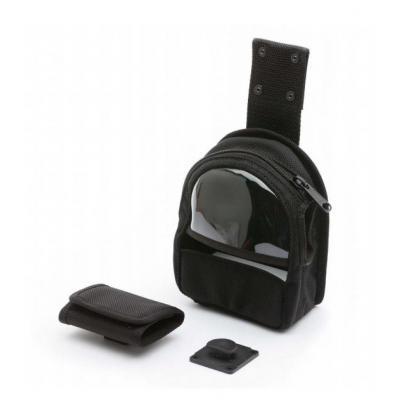 Zebra D-Ring Soft Case Accessoire  - Zwart