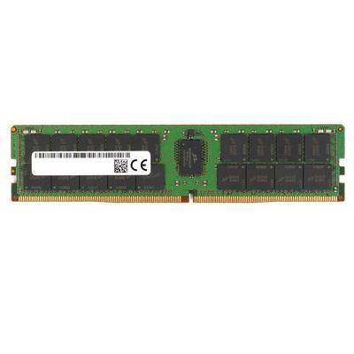 Micron 64GB (x72, ECC, DR), 288-Pin, DDR4, RDIMM RAM-geheugen