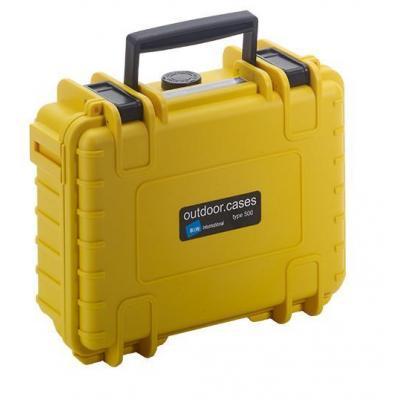 B&W Type 500 DJI Osmo Pocket - Geel