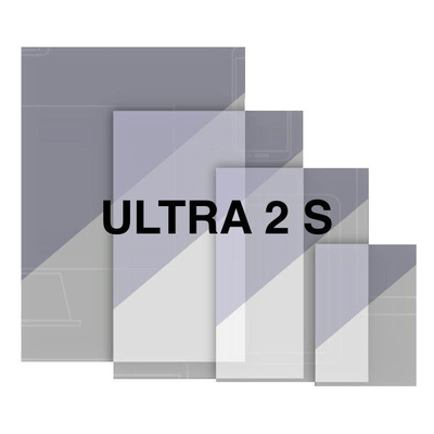 ClearPlex Ultra2 Film Small > 7 inch, 25 stuks - Transparant / Transparent Mobile phone case