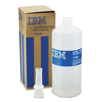 Ibm fuser olie: Fuser Oil for Infoprint 3900