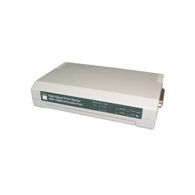 Lindy printer server: 10/100Base-TX Print Server
