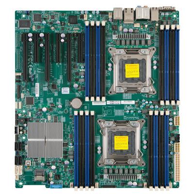 Supermicro server/werkstation moederbord: X9DAi