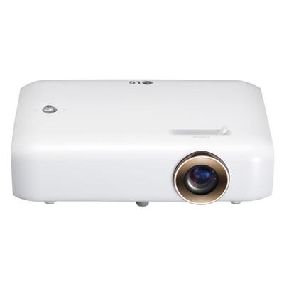 LG 550 ANSI-lumen, 1280x720 pixel, LED-lamp, USB, HDMI, Bluetooth, 650g beamer - Wit