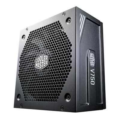 Cooler Master V750 Gold-V2 Power supply unit - Zwart