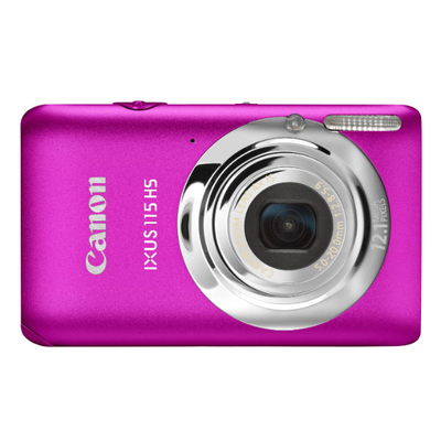 Canon Digital IXUS 115 HS Digitale camera - Roze
